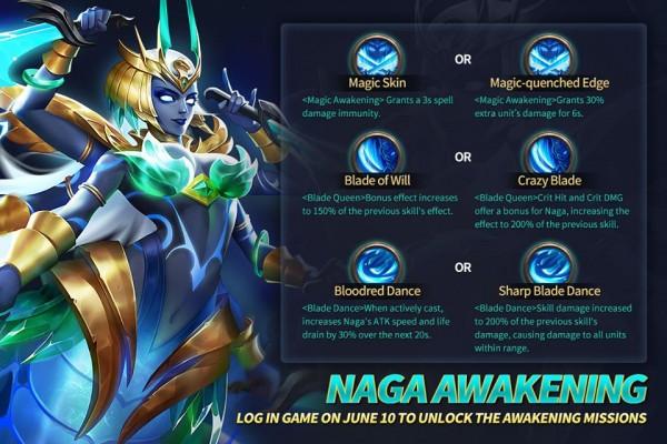 Naga Awakening
