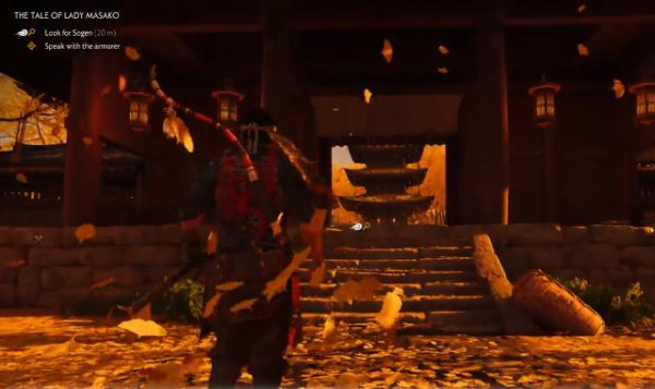 Ghost of Tsushima walkthrough: Act và nhiệm vụ chính